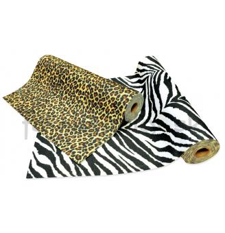 Plsť - zebra
