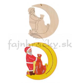 Vyrob si darček - vianoce santa