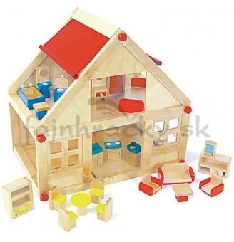 Dom s nábytkom