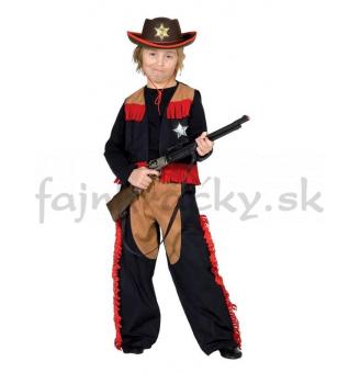 Cowboy - veľkosť 128