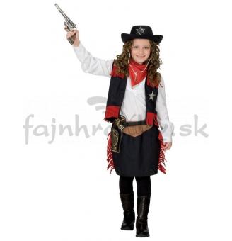 Cowgirl - veľkosť 128