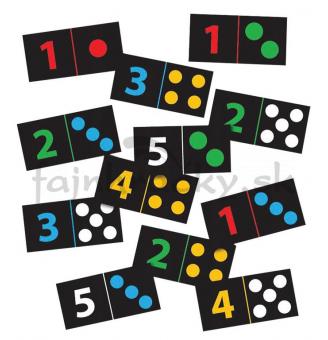 Kobercové domino - Klasik